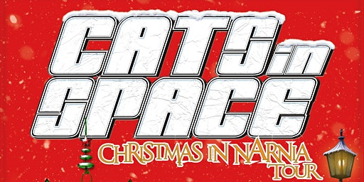 Cats In Space (Engine Rooms, Southampton)