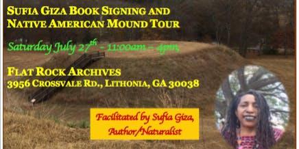 Sufia Giza Book Signing & Mound Tour