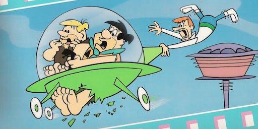"""Toons & Breakfast """"The Jetsons Meet The Flintstones"""" (1987)"""