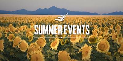 Bike Fort Collins' Tour de Farms – Presenting Sponsor