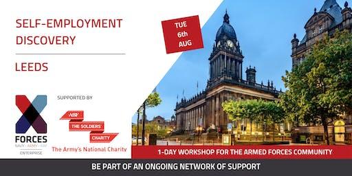 Self-Employment Discovery Workshop: Leeds