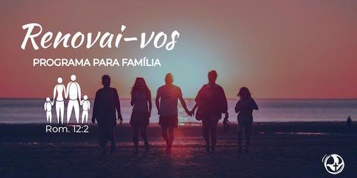Renovai-vos, Programa para Família