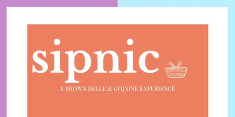 Sipnic: Wine Tasting Picnic with Brownbelle and Janine Copeland tickets