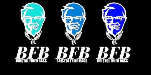 Bristol Fried Bass - Antimatter Audio Takeover @ Black Swan
