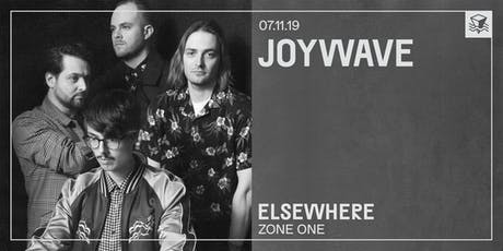 Joywave @ Elsewhere (Zone One) tickets