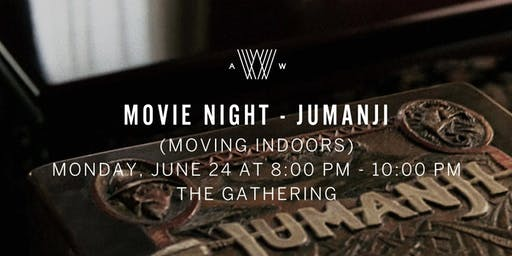 Movie on the Lawn - Jumanji