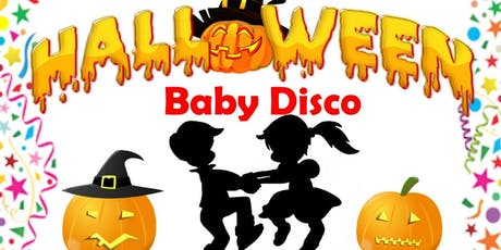 Halloween Baby Disco (Fancy Dress) tickets