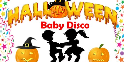 Halloween Baby Disco (Fancy Dress)