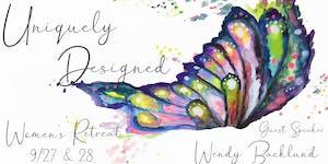Uniquely Designed Ladies Retreat 2019
