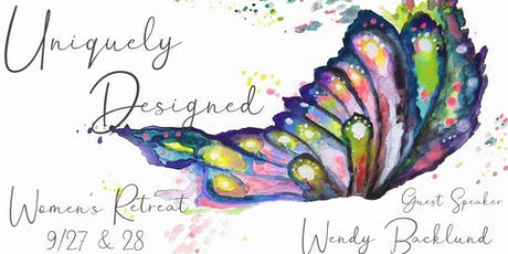 Uniquely Designed Ladies Retreat 2019 tickets