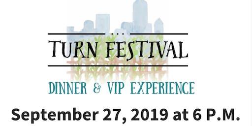 2019 TURN Festival Dinner