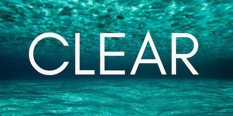 BOLD Goals - September weekend workshop on 'Clear' (London workshop) tickets