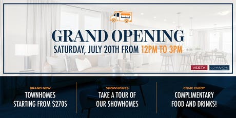 Grand Opening Event in Copperstone tickets