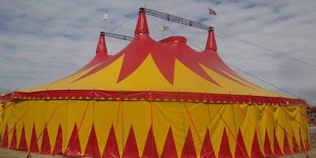 Courtneys Daredevil Circus - Enniscrone tickets