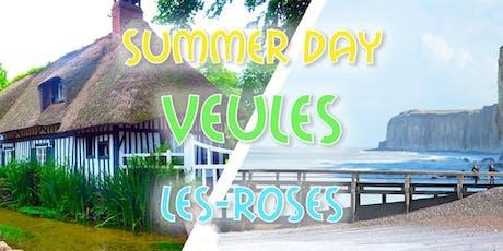 Plage & Falaises Veules-les-Roses | LONG DAY TRIP billets