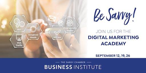 Sandy Chamber Digital Marketing Academy