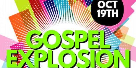 FREE 2019 Gospel Explosion Concert tickets