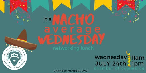 Nacho Average Wednesday Lunch