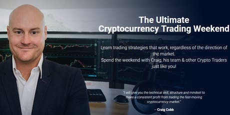 The Ultimate Cryptocurrency Trading Weekend - Sydney (New) tickets