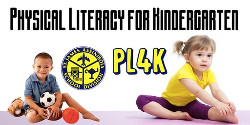 Physical Literacy for Kindergarten
