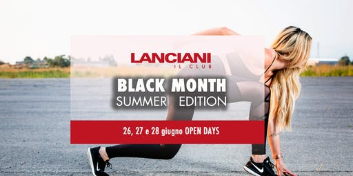 Lanciani Summer Edition - Outdoor Training