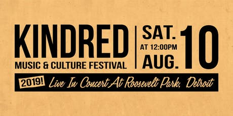 2019 Kindred Music & Culture Festival tickets