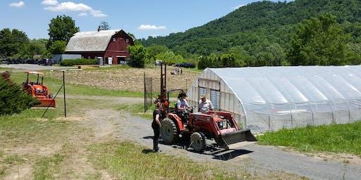 Sprouting Farms Farmer Trainings
