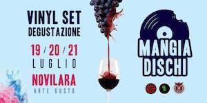 Vinyl set Degustazione - Mangia Dischi