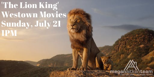 The Megan Aitken Team Presents: The Lion King!