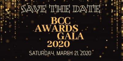 BCC AWARDS GALA 2020