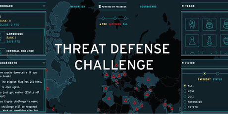 Threat Defense Challenge - Hack & Defend tickets
