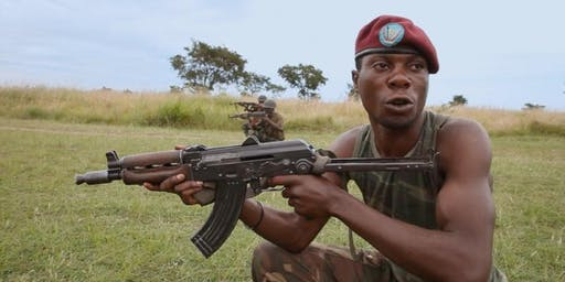 NOW SHOWING CLUB: This is Congo (15)