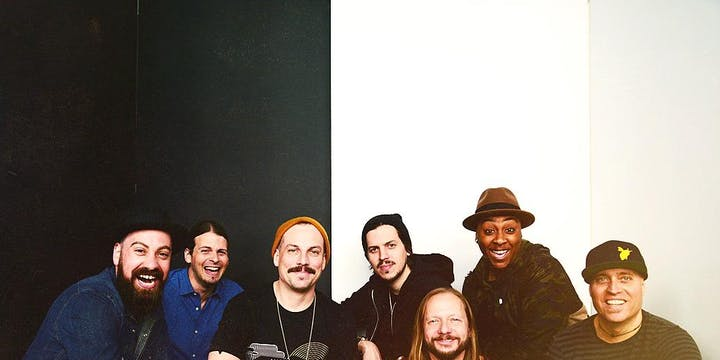 The Motet: Speed of Light Tour