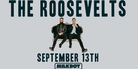 The Roosevelts tickets