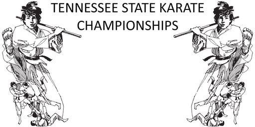 45th Annual Tennessee State Karate Championships