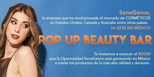 Pop Up Beauty Bar - Merida