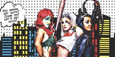 Femmes & Follies: Comic Book Burlesque tickets