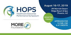 2019 Healthcare Outcomes Performance Symposium