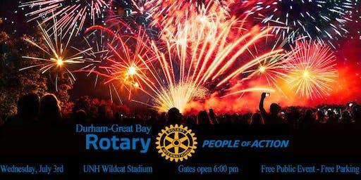 Durham-Great Bay Rotary Independance Day Celebration