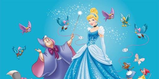 Meet and Greet Cinderella