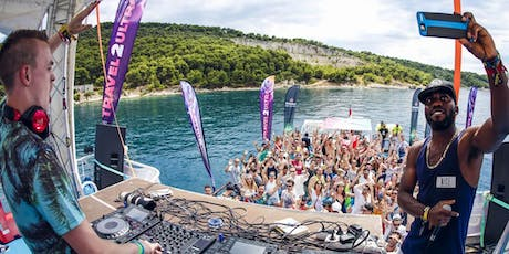 FIESTA BOAT CRUISE PARTY - Season 2 tickets