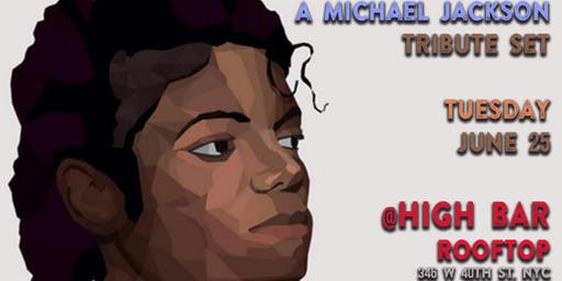 Who's Bad 10: A Michael Jackson Rooftop Tribute