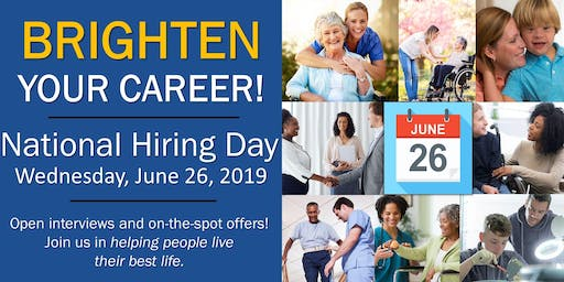 ResCare of Alabama Job Fair