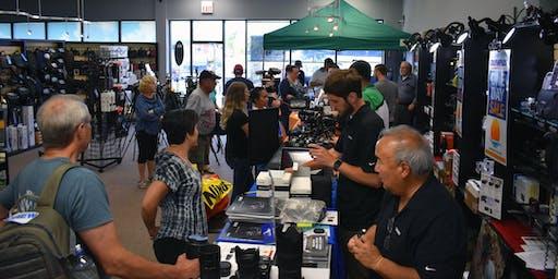 Lakeshore Foto Fest: Indoor Tent Sale