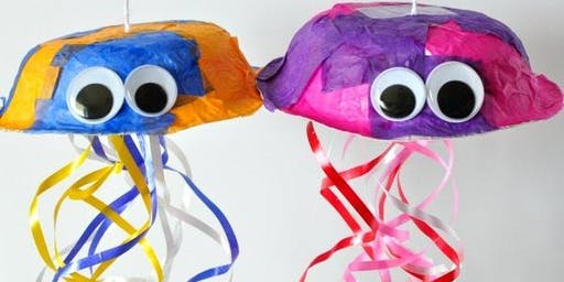 Story and jellyfish craft