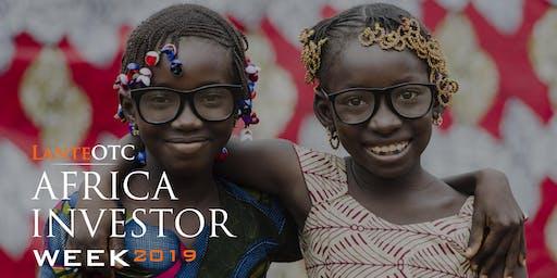 Africa Investor Week