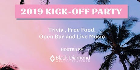 Code on the Beach Kick-Off Party hosted by Black Diamond  tickets