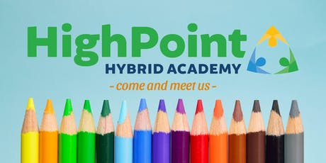 Come to Bishop Park & learn more about HighPoint Hybrid Academy! (June 27) tickets