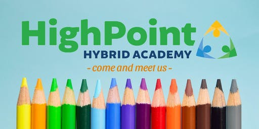Come to Bishop Park & learn more about HighPoint Hybrid Academy! (June 27)
