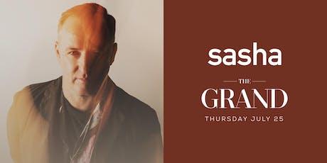 SASHA | The Grand Boston 7.25.19 tickets